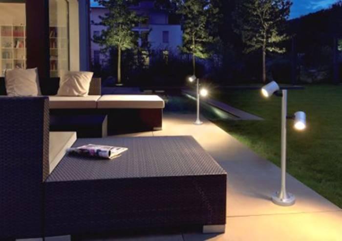 уличное освещение для загородного дома фото, фото 29