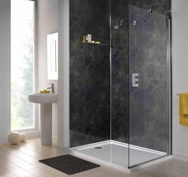 красивый дизайн ванных комнат в частных домах, фото 23