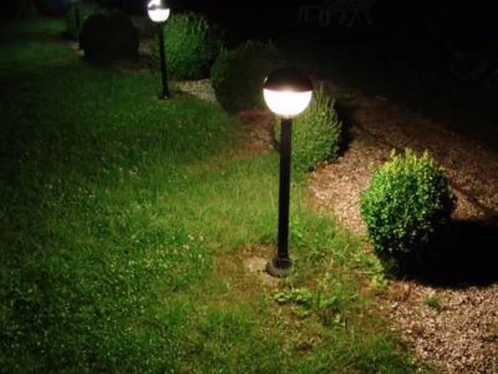 уличные светильники для дома, фото 31