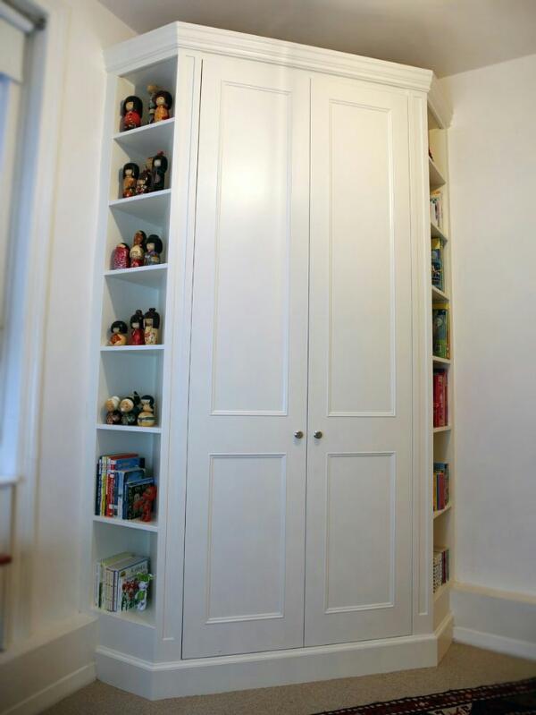 угловой шкаф гардеробная, фото 24