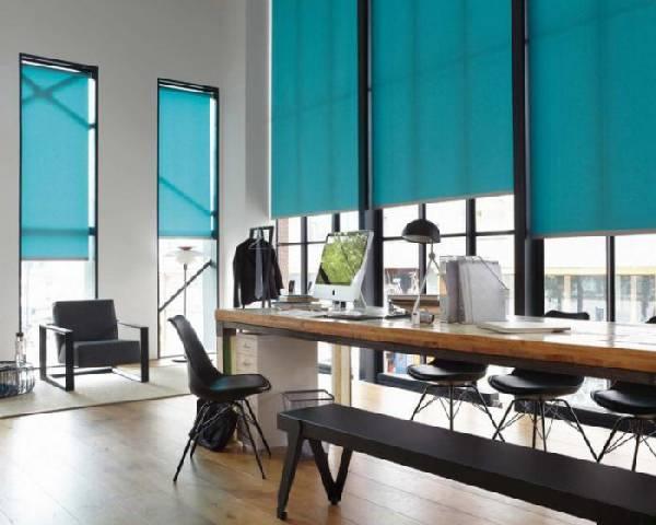 рулонные шторы на пластиковые окна, фото 25