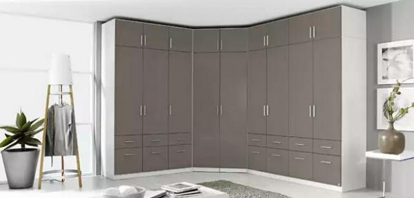 угловая гардеробная шкаф купе, фото 25