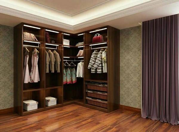 угловой шкаф гардеробная фото, фото 26