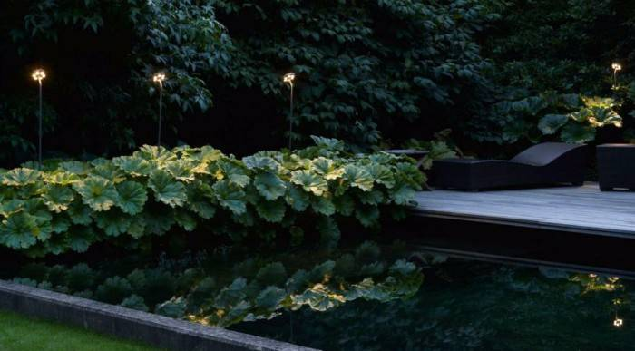 уличные светильники для загородного дома фото, фото 17