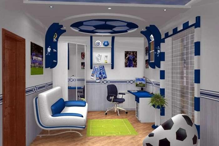 дизайн типовой двухкомнатной квартиры, фото 3