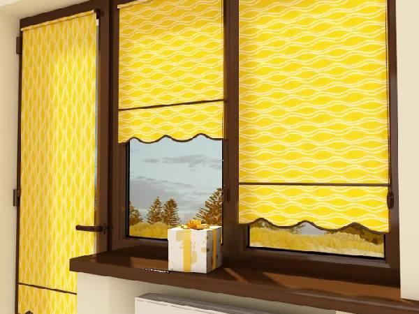 кассетные рулонные шторы, фото 3