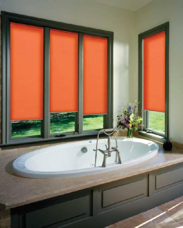 рулонные шторы на пластиковые окна без сверления, фото 32