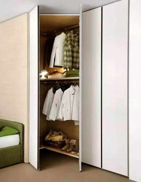 угловой шкаф гардеробная фото, фото 35