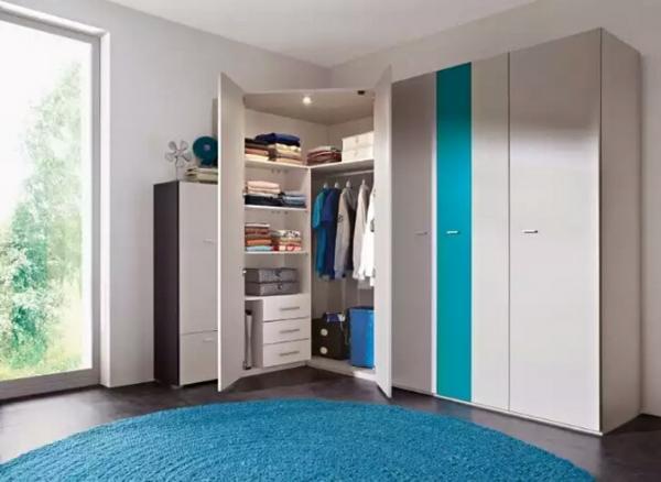 угловой шкаф гардеробная фото, фото 38