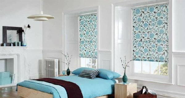 рулонные шторы на пластиковые окна фото, фото 4