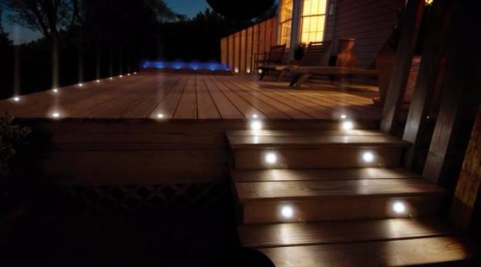 освещение участка загородного дома, фото 9