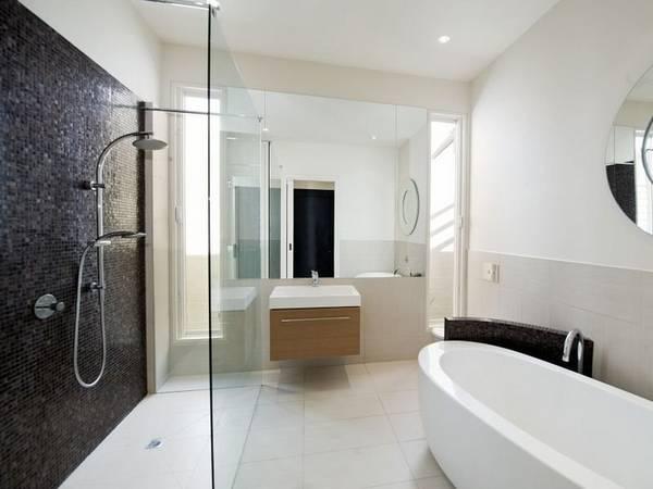 фото ванных комнат в частном доме, фото 7