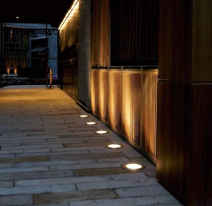 освещение участка загородного дома фото, фото 10