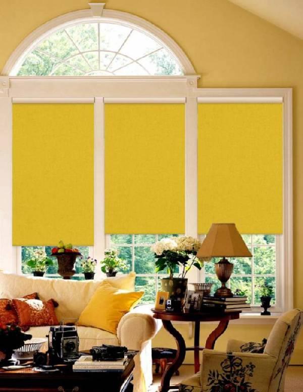 рулонные шторы на пластиковые окна фото, фото 8