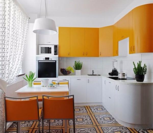 Кухня в интерьере, фото 5