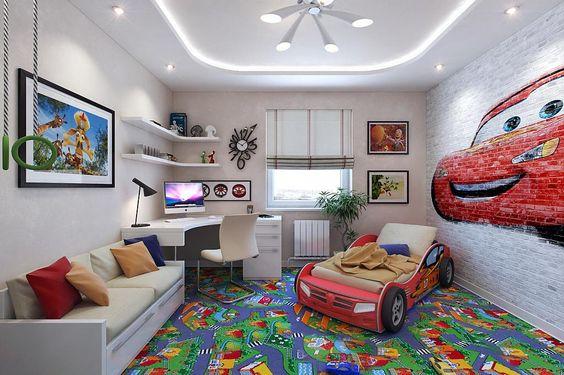 дизайн квартир двухкомнатная 60 м, фото пример