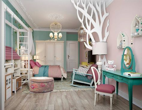 детская комната, фото 14