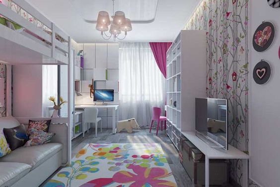 детская комната, фото 15