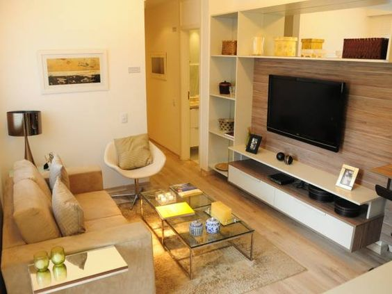 дизайн интерьера двухкомнатной квартиры, фото 11