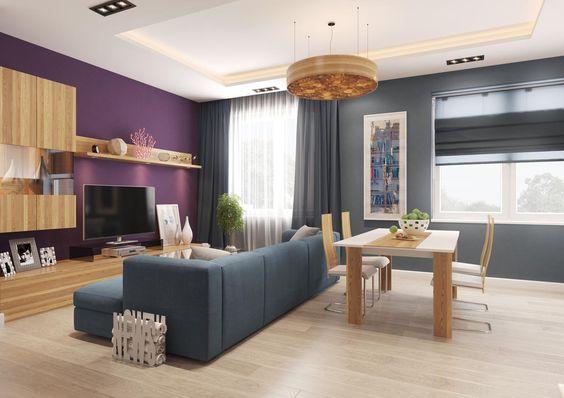 дизайн интерьера двухкомнатной квартиры, фото 5