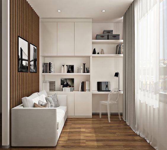 дизайн интерьера двухкомнатной квартиры, фото 9