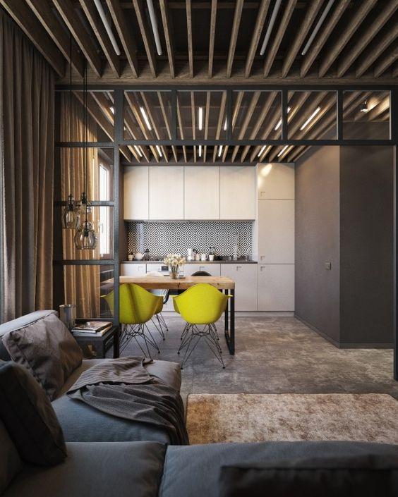 планировка двухкомнатной квартиры, фото 8