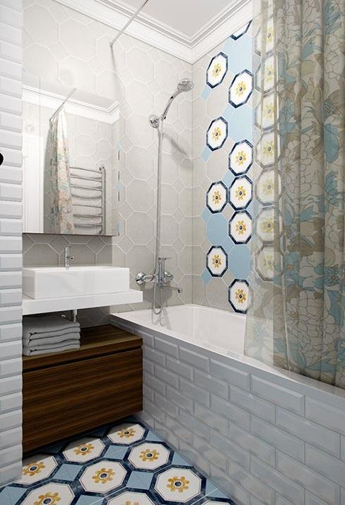 дизайн комнаты двухкомнатной квартиры, фото 4