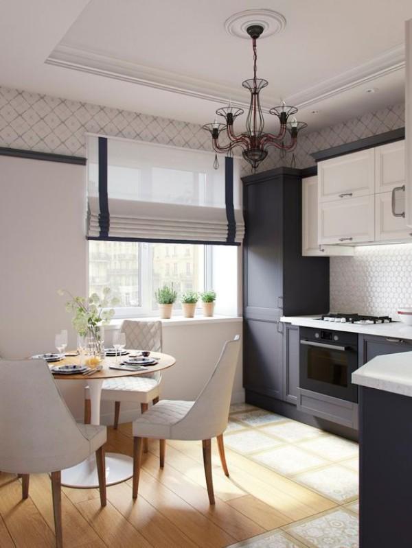 Кухня в интерьере, фото 6