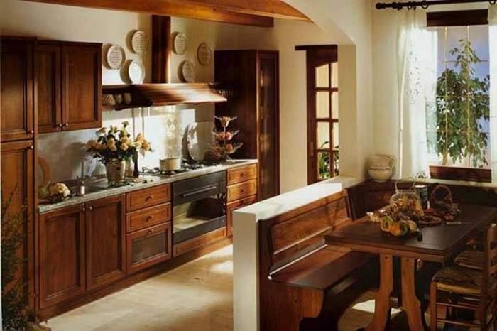 кухни под дерево своими руками, фото 7