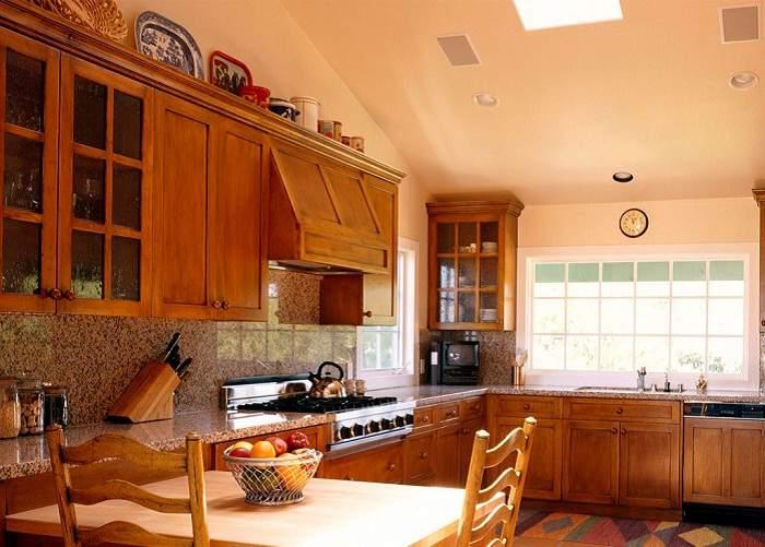Кухня по индивидуальным параметрам