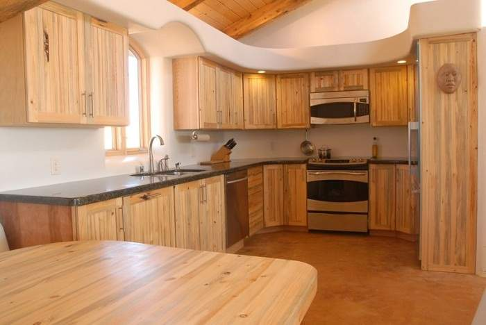 кухни из дерева своими руками, фото 12