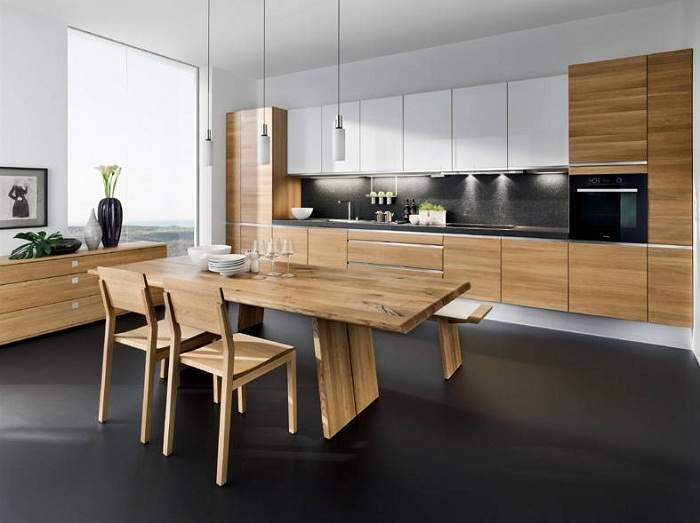 кухни из дерева своими руками, фото 2