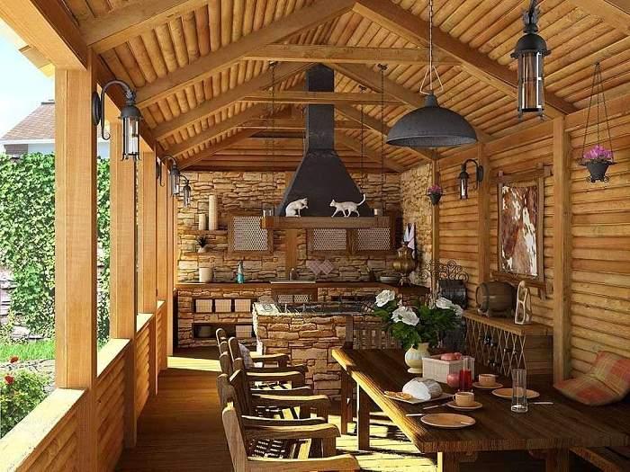 детская кухня из дерева своими руками, фото 18