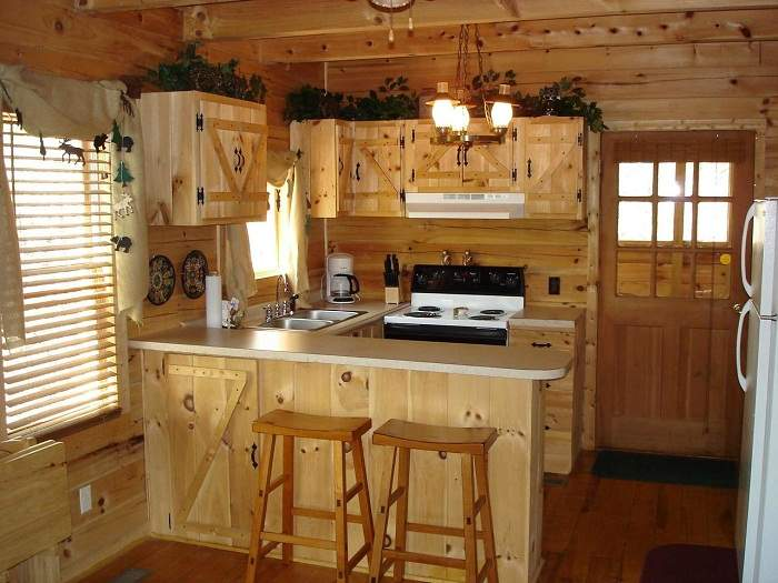 кухни из дерева своими руками, фото 19
