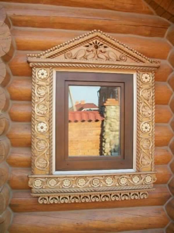 На что установить окна в деревянном доме своими руками
