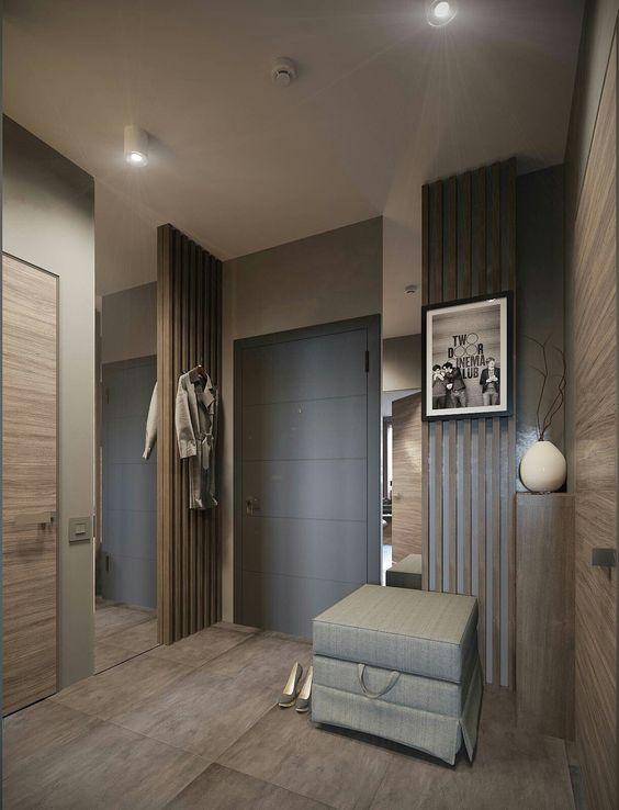 дизайн типовой двухкомнатной квартиры, фото 6