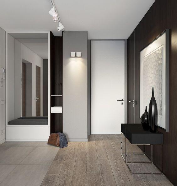 Планировка двухкомнатной квартиры дизайн, фото 1