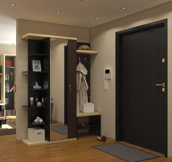 планировка двухкомнатной квартиры дизайн, фото 2