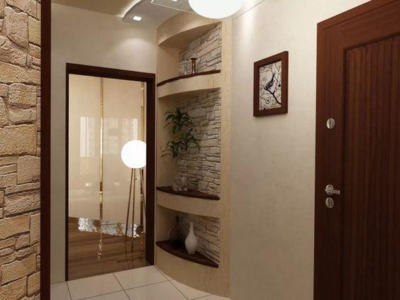 планировка двухкомнатной квартиры дизайн, фото 4