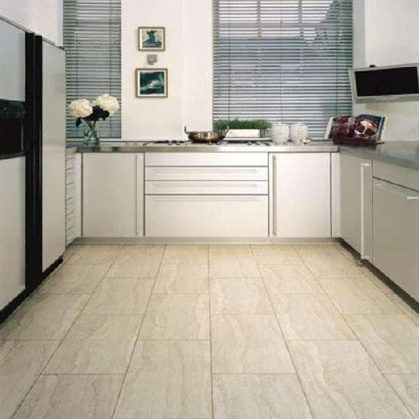 плитка пвх для кухни на пол
