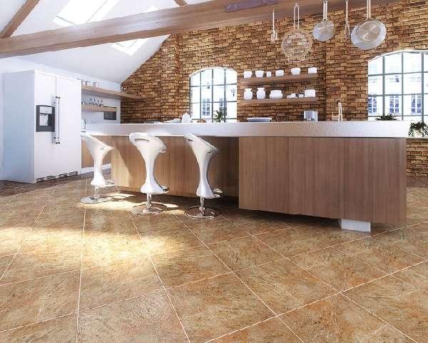 испанская плитка для кухни на пол