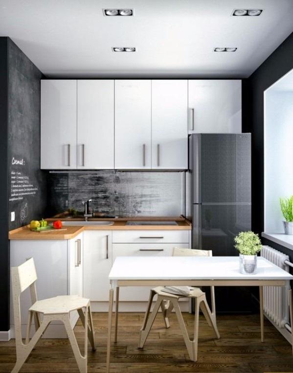 Кухня в интерьере, фото 8