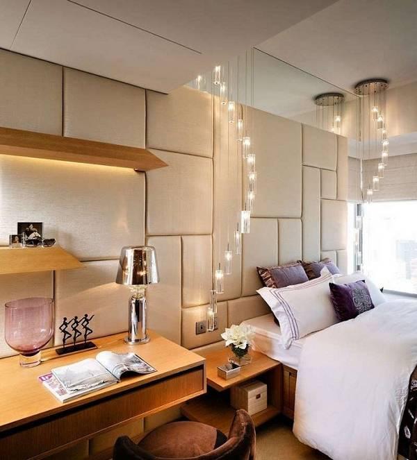 люстры в маленькую спальню фото, фото 13