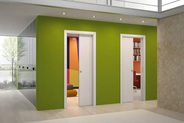 раздвижные двери для гардеробной, фото 1