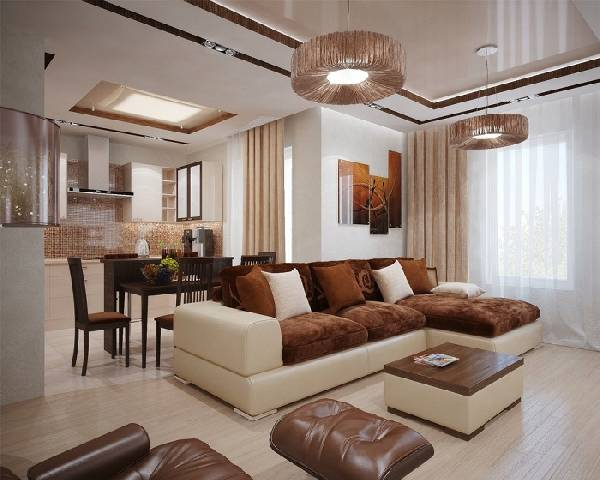Стильные диваны на кухню со спальным местом, фото 4