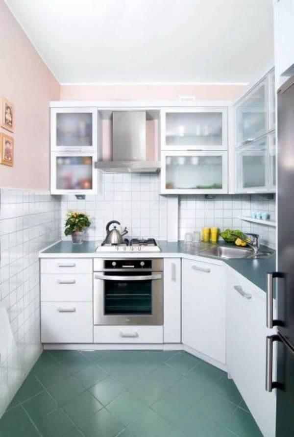 дизайн маленькой кухни, фото 42