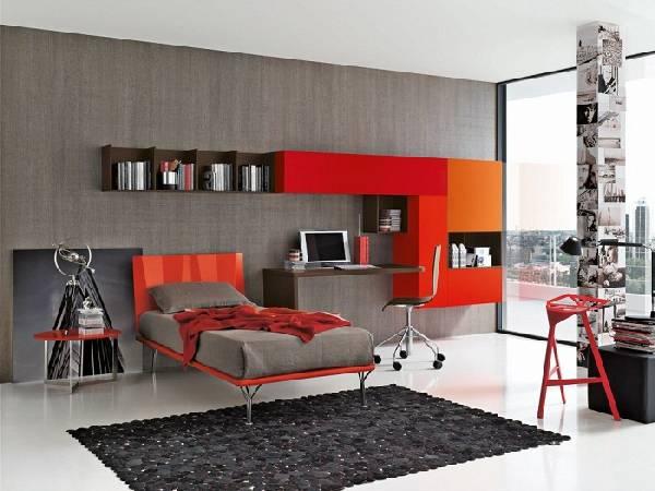мебель для детской комнаты для мальчика подростка, фото 20