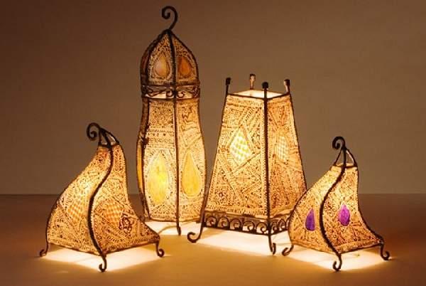 светильники в восточном стиле фото, фото 12
