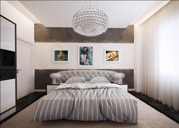люстры в комнату спальню, фото 12