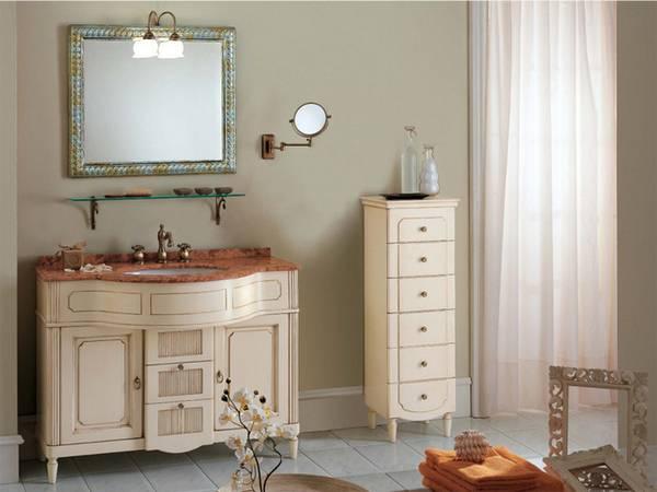 дизайн ванной комнаты в классическом стиле фото, фото 10